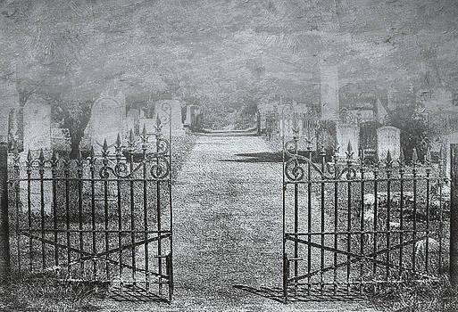 Spooky Entrance by Kathy Jennings