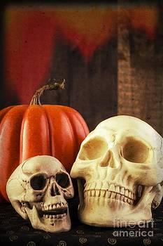 Edward Fielding - Spooky Halloween Skulls