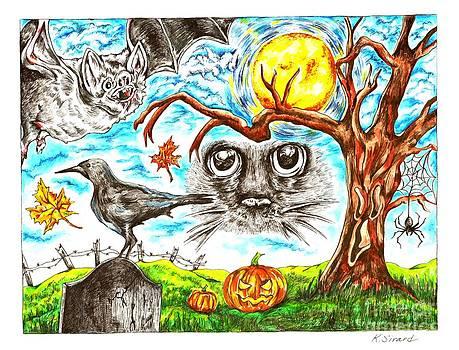 Spooky by Karen Sirard