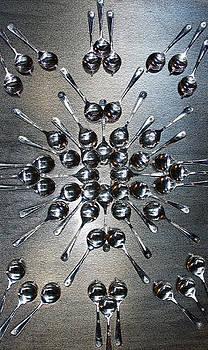 Spoon Art by Jennifer Muller