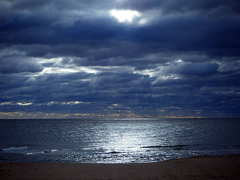 Spotlight at Sea by Anastasia Pleasant