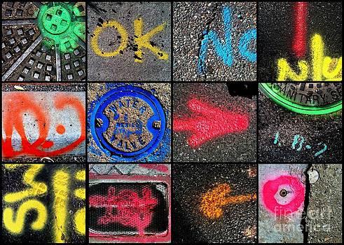 Marlene Burns - Spray of Color Too