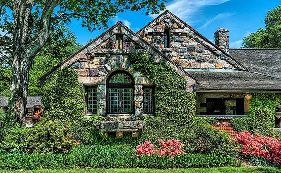 Spring At The Carriage House by Mark Cranston