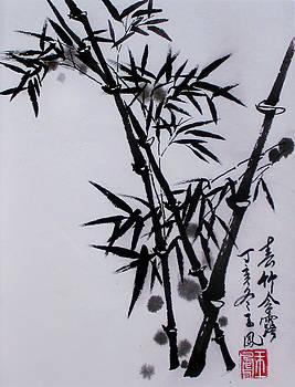 Spring Bamboo by Yufeng Wang
