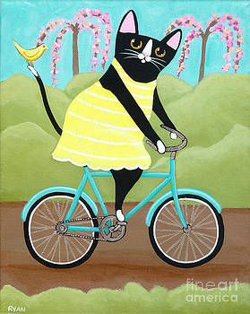 Spring Bicycle Ride by Ryan Conners