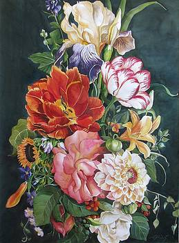 Alfred Ng - Spring Bouquet