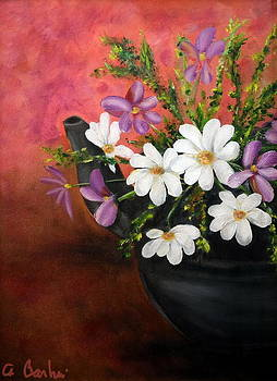 Spring Bouquet by Anne Barberi