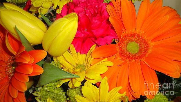 Spring Bouquet by Margaret Hamilton