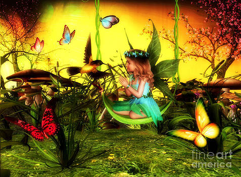 Spring Dawn Brings Fresh Hope by Putterhug  Studio