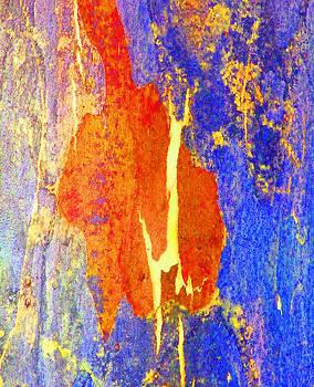 Margaret Saheed - Spring Eucalypt Abstract 5