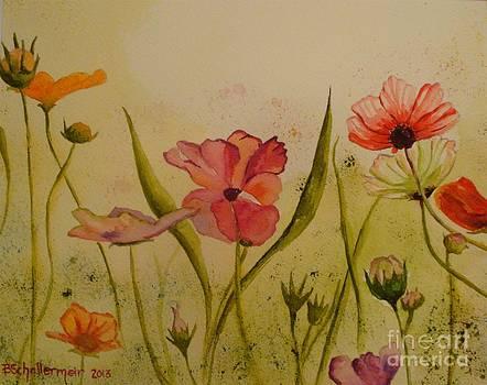 Spring Garden by Bonnie Schallermeir