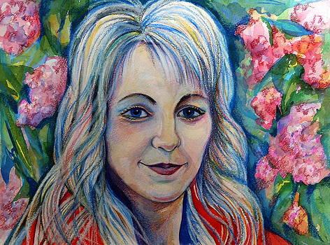 Anna  Duyunova - Spring Girls. Part Two