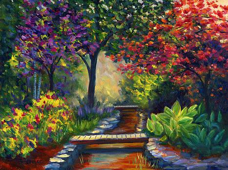 Spring Harmony by Elaine Farmer