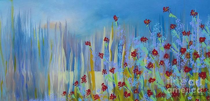 Spring Illusion by Nereida Rodriguez