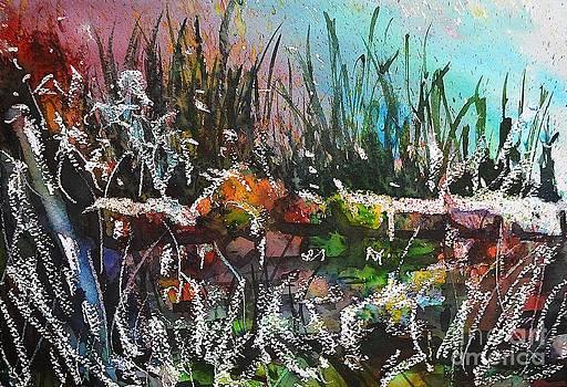 Spring Meltdown by Kathleen Pio