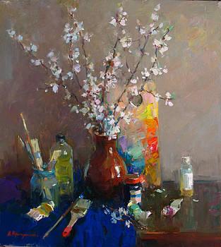 Spring Mood by Alexander  Kriushin