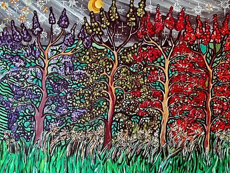 Spring Night by Matthew  James