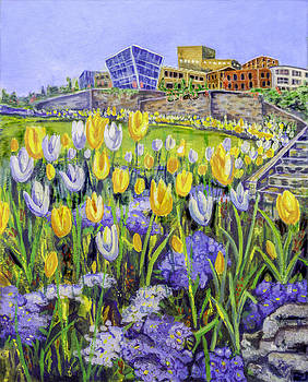 Spring on the Reedy by Edith Hardaway