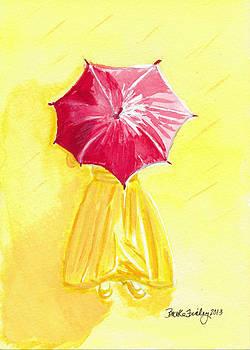 Spring Rain by Brooke Finley
