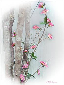 Spring Scene by Mikki Cucuzzo