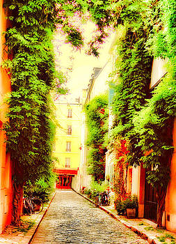 Spring Street by Paris Color