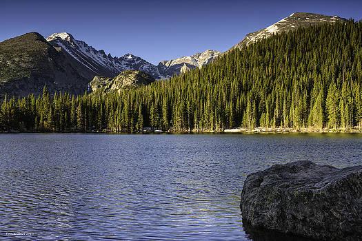 Spring Time At Bear Lake by Tom Wilbert