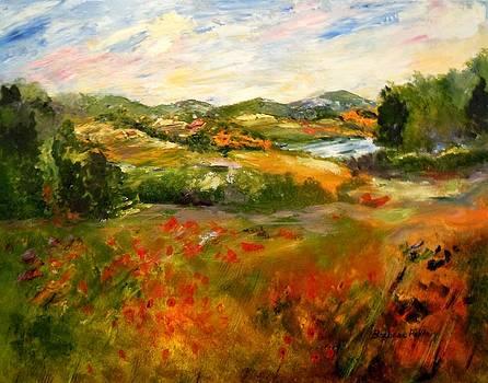 Springtime Impressions by Barbara Pirkle