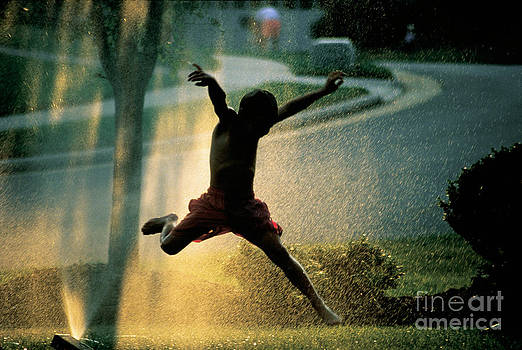 Carl Purcell - Sprinkler Fun