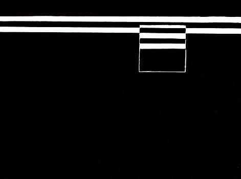 Square Black by Scott Shaver