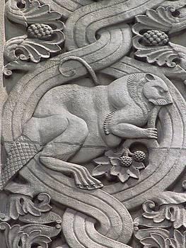 Alfred Ng - baver stone carving