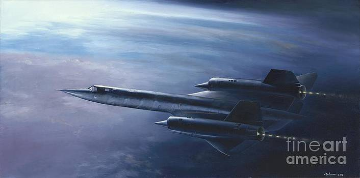 Sr-71 by Stephen Roberson
