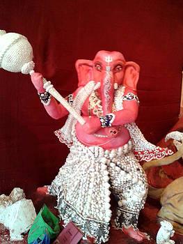 Sri Ganesh by Biswajit Dutta