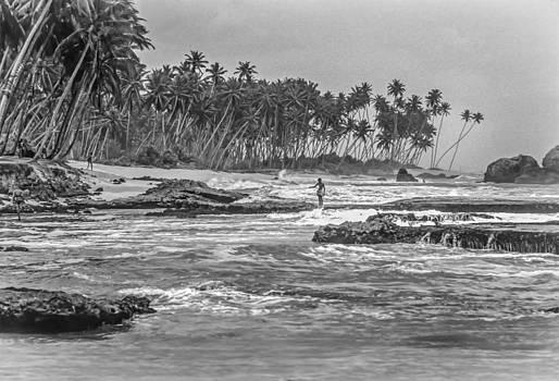 Steve Harrington - Sri Lanka monochrome