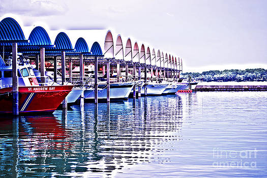 St. Andrew Bay by Kelly Efstathiou