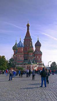Matt Create - St. Basils 1 Moscow
