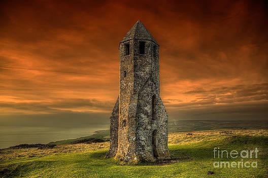 English Landscapes - St Catherines Oratory