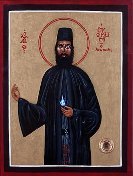 St. Ephraim the new martyr   by Fr Barney Deane