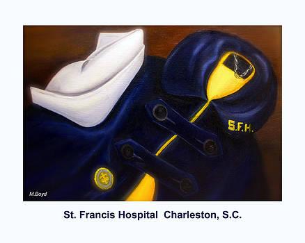 St. Francis Hospital School of Nursing by Marlyn Boyd