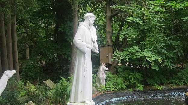 St Francis by Melissa Glassman
