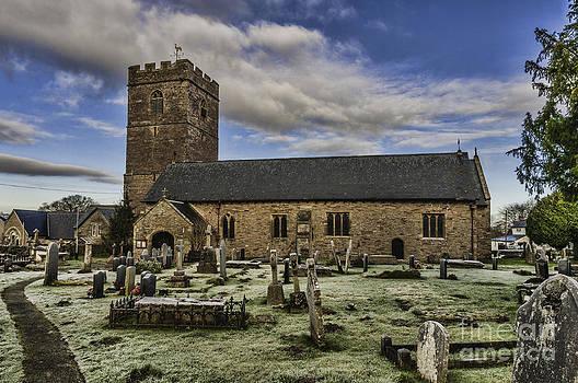 Steve Purnell - St Gwendolines Church Talgarth 5