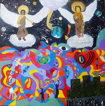 St Jhudiel the Final Return by Lonzo Lucas Jr