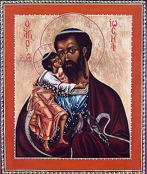 St. Joseph by Fr Barney Deane