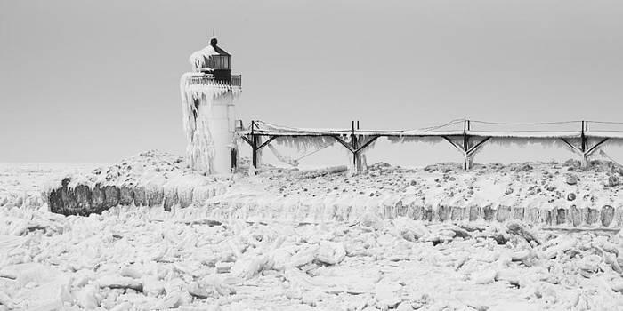 St Joseph Lighthouse by Adam Caron