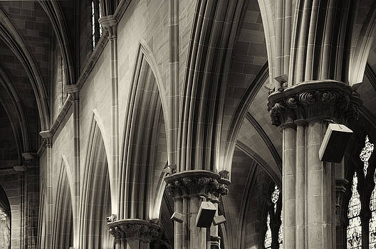 St Josephs Arches   by Dick Wood