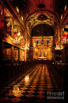 Kathleen K Parker - St. Louis Cathedral New Orleans - textured
