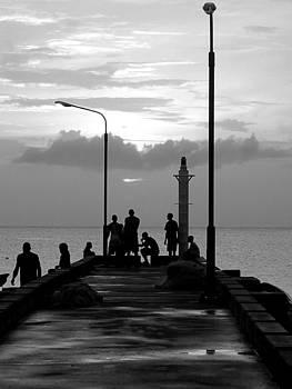 Jeff Brunton - St Lucia Anse La Raye 01