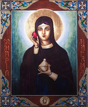 St. Mary Magdalene  by Fr Barney Deane