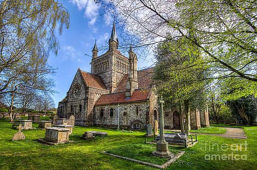 English Landscapes - St Mildreds Church