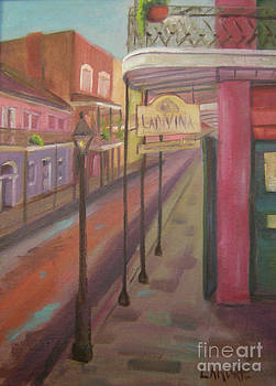 St. Peter Street by Lilibeth Andre
