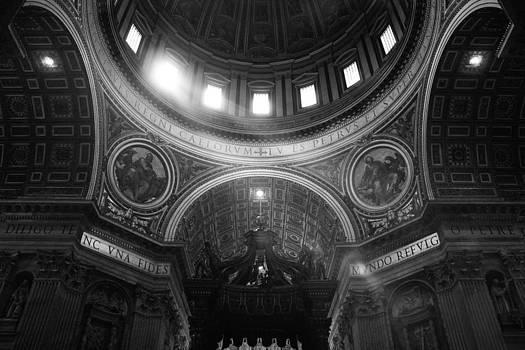 St. Peter's Basilica by Jason KS Leung